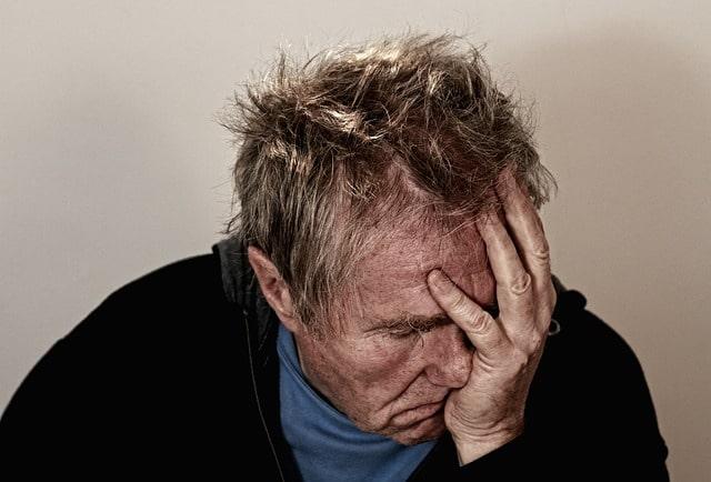 Nikotinentzug - Kopfschmerzen