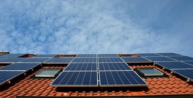 Durchlauferhitzer mit Solarstrom