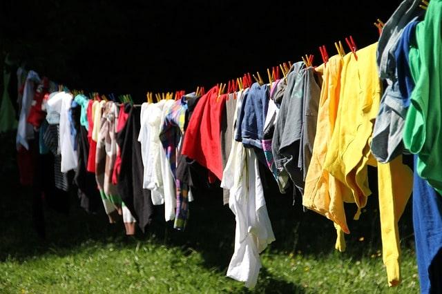 Dampfbügelstation für viel Wäsche